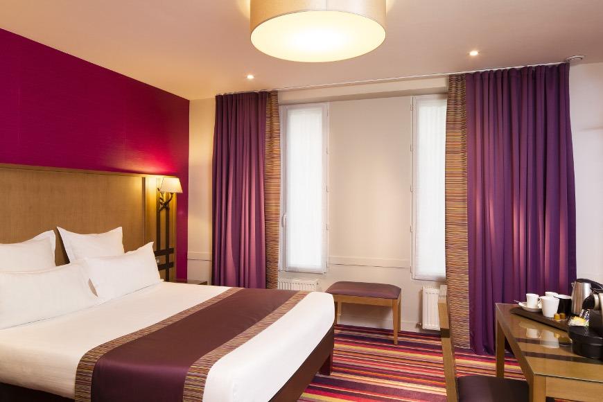 Hotel Mondial Paris - Chambre Double Supérieure - Lits Jumeaux 703 G ...
