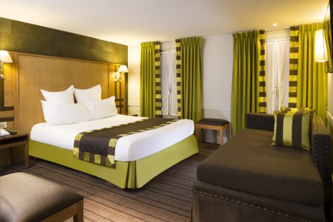 Hotel Mondial Famille - Chambre Famille 101 G