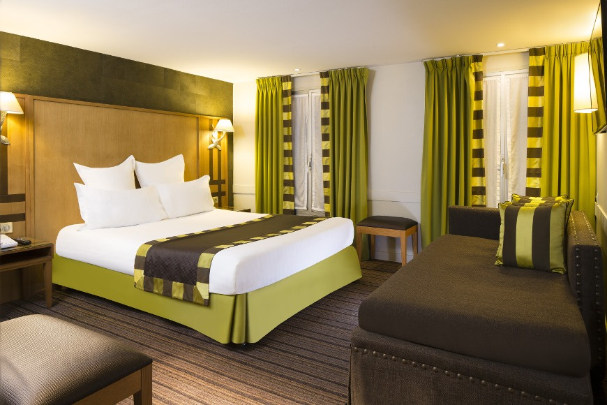 Hotel mondial famille chambre famille 101 g galerie for Chambre hotel reservation