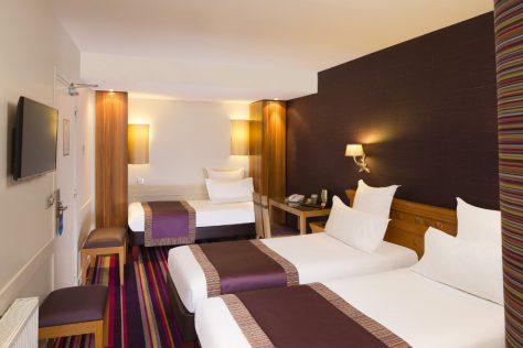 Hotel Mondial Paris - Chambre Adjacente 307 G
