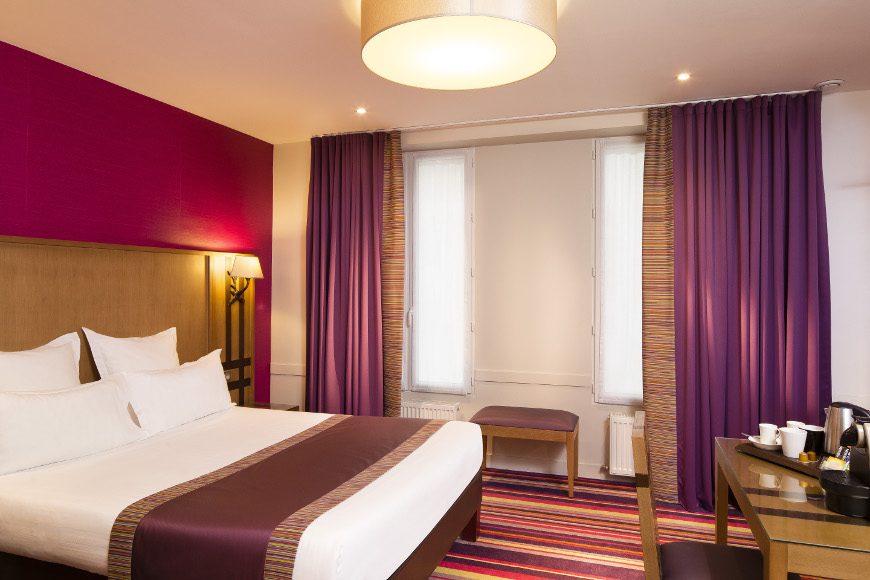 Chambre Double Prestige - Hôtel Mondial Paris - Meilleur Tarif Garanti