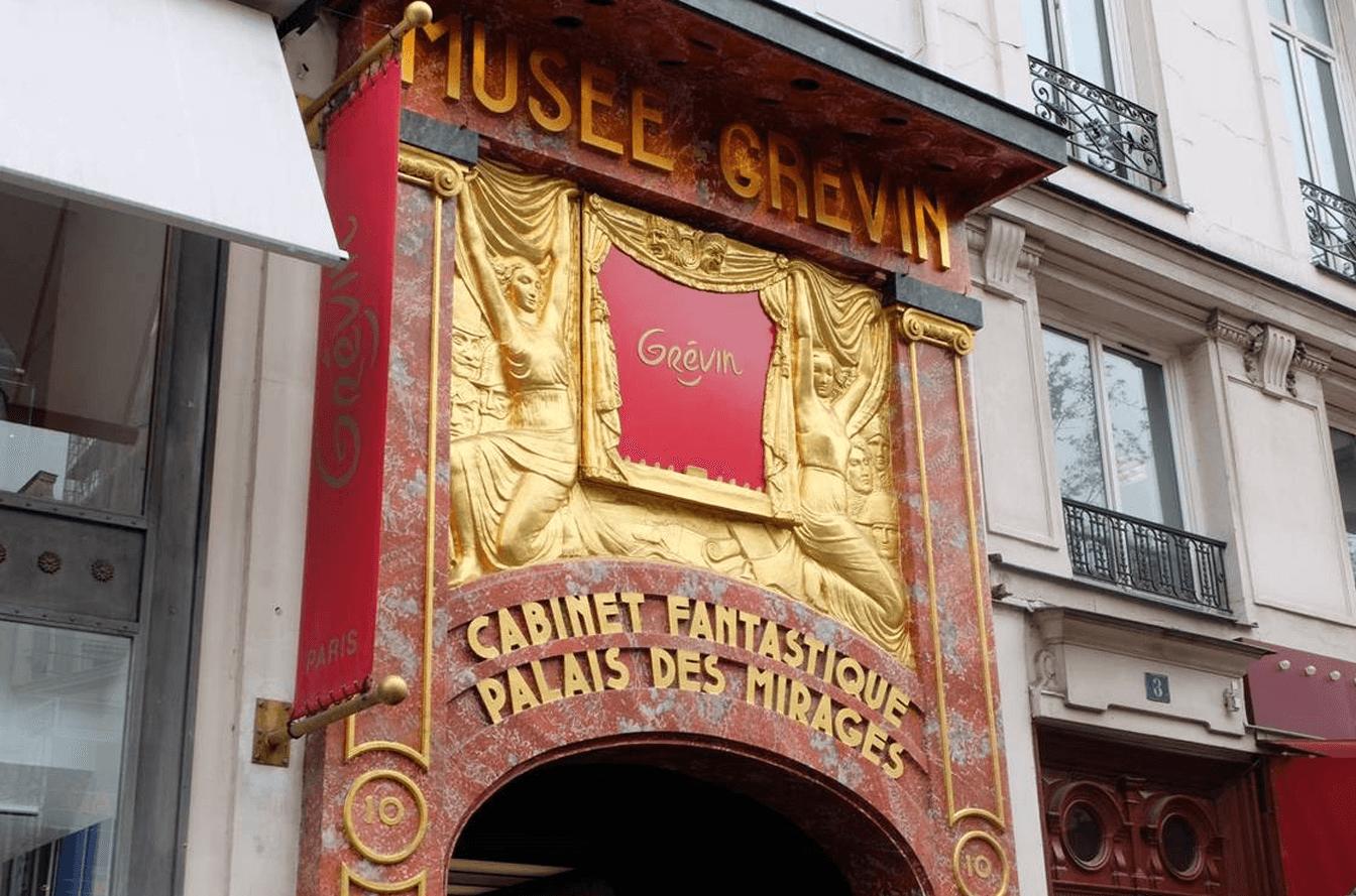 Hotel-Mondial-Paris-Musée Grévin