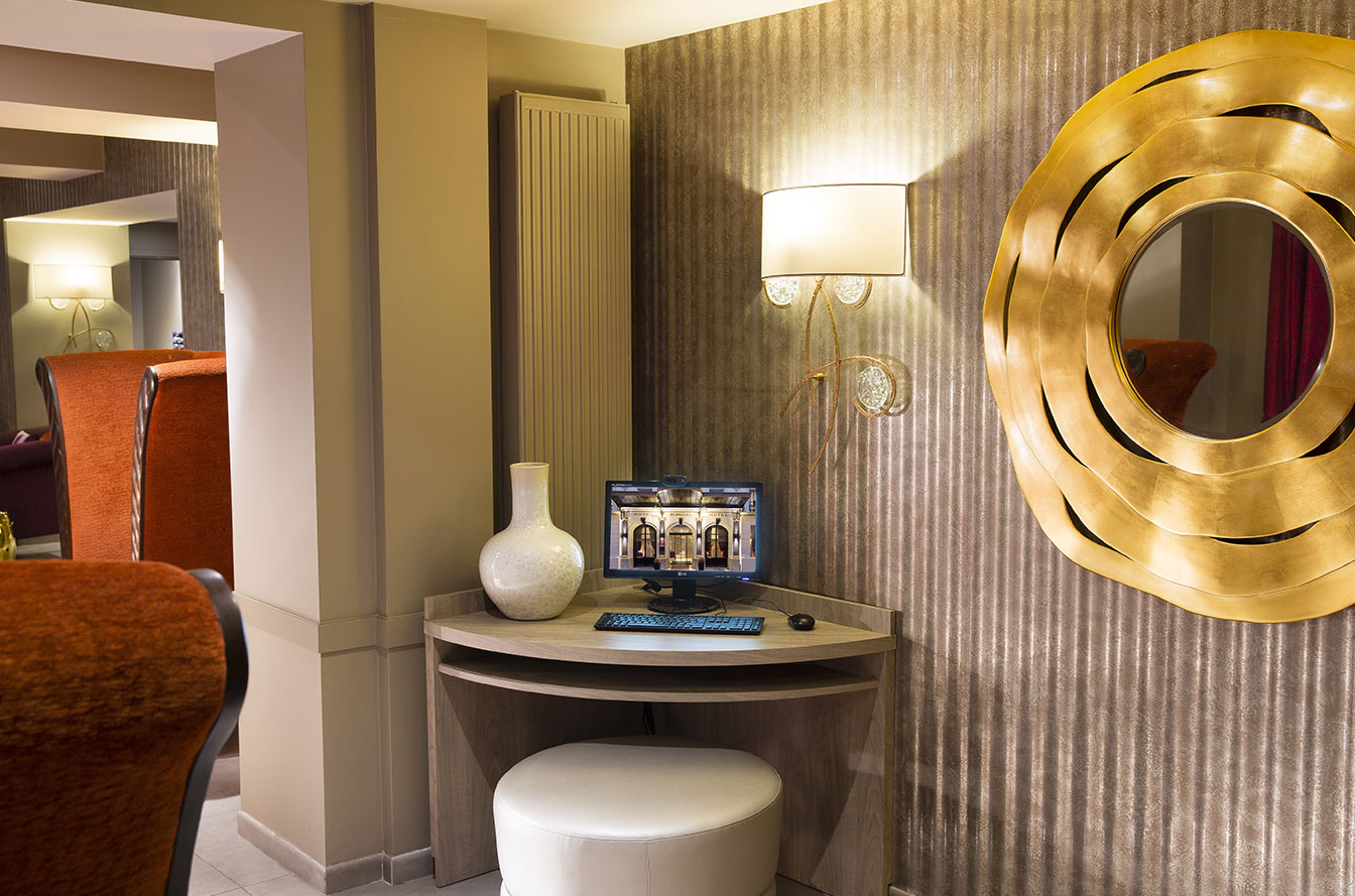 services h tel mondial paris meilleur tarif garanti. Black Bedroom Furniture Sets. Home Design Ideas